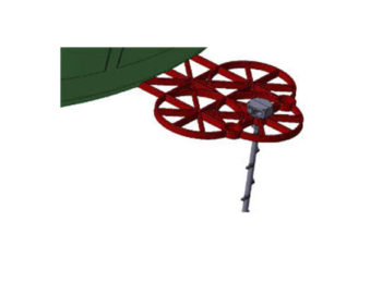 windprotector para waterboxx