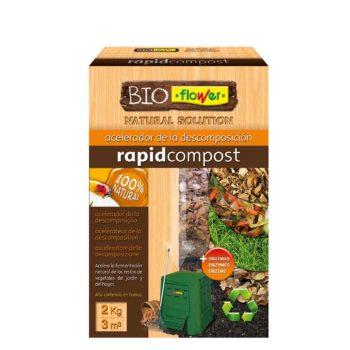 acelerador de compostaje