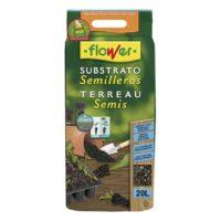 substrato para semilleros